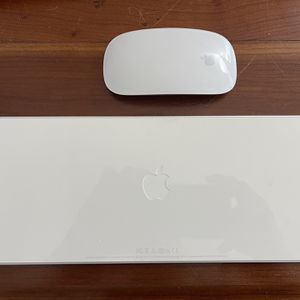 Apple Wireless Keyboard and Magic Mouse for Mac for Sale in Gaithersburg, MD