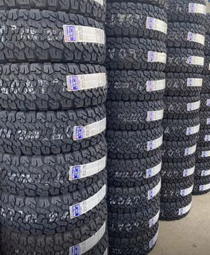 """16"""" BF GOODRICH T/A KO2 DT Tires All-Terrain LT 285/75R16 ....$199 Each ( Brand New ) for Sale in La Habra Heights, CA"""