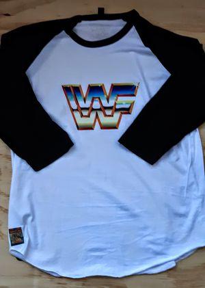 Classic WWF Retro Black Baseball Unisex T-shirt for Sale in Dallas, TX
