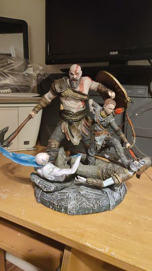 God of War: Stone Mason Collectors Edition Statue for Sale in Orlando, FL