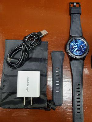 Samsung Gear S3 Frontier for Sale in Arlington, VA