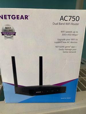Netgear WiFi router ac750 for Sale in North Miami Beach, FL