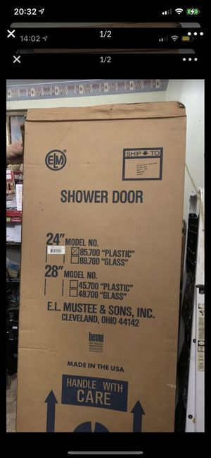 Shower door for Sale in Coral Gables, FL