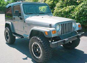 SYSTEM POWER 2001 JEEP WRANGLER 4WD for Sale in Raleigh, NC