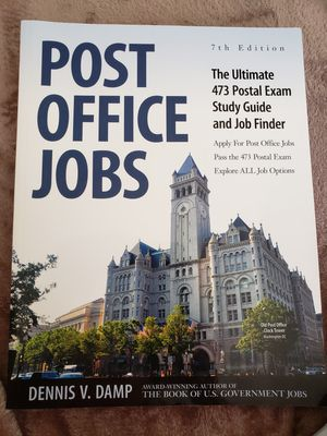 Free post office job book for Sale in Clearwater, FL
