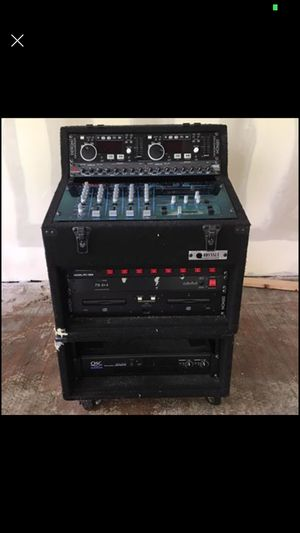 DJ Equipment for Sale in Elgin, IL