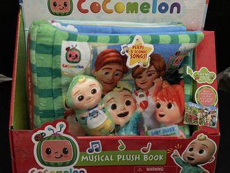 Cocomelon Plush Book for Sale in San Jose,  CA