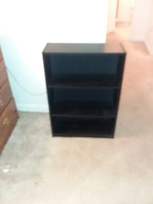 2nd small black shelf for Sale in Columbus, OH
