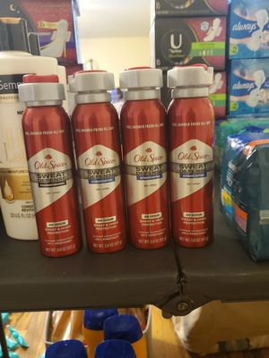 Old spice spray deodorant for Sale in Moreno Valley, CA
