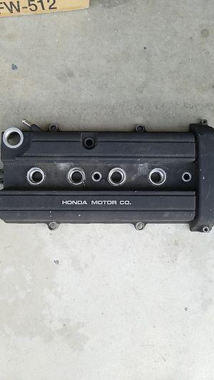 Honda OEM genuine b18 b20 nonvtec valve cover P75 P8R for Sale in Lake Isabella, CA