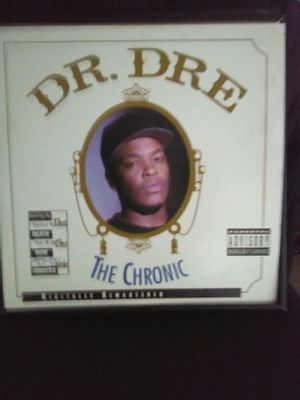 Dr.Dre the chronic lp. for Sale in Lodi, CA