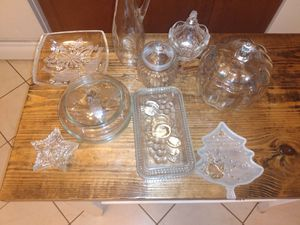Crystal/Glass Collection for Sale in Anderson, SC