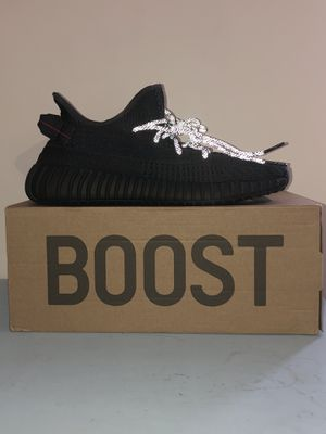 Adidas yeezy boost 350 v2 non reflective black size 10 for Sale in New York, NY