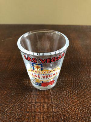 Original Las Vegas collectible shot glass for Sale in Woodstock, GA