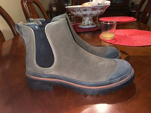 COACH Cedar Chelsea Leather Shoes Ankle Boots G1552 - Size 9.5 retail $395 for Sale in Covina, CA