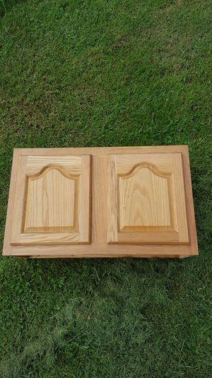 """30"""" oak wall cabinet for Sale in Buckhannon, WV"""