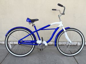 SCHWINN LEGACY BEACH CRUSER BIKE 🚲 15 inch 🔹 Available Now! for Sale in Queens, NY