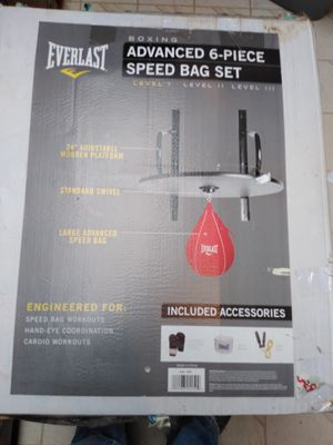 Speed bag for Sale in Tumwater, WA