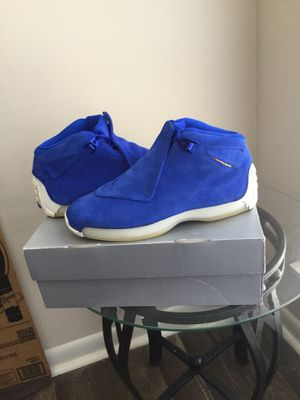 "Jordan 18's ""suede blue"" for Sale in Hapeville, GA"