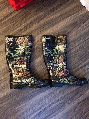 Graffiti Rain Boots for Sale in Knightdale, NC