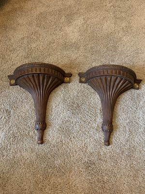 Decorative wall shelves for Sale in Austin, TX