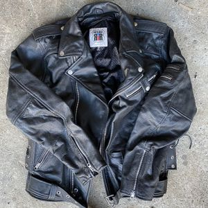 Perforated Motorcycle Jacket for Sale in Tacoma, WA