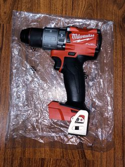 "Milwaukee M18 Fuel Brushless 1/2"" Hammer Drill/Driver (2804-20) for Sale in The Bronx,  NY"
