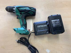 Hitachi 18v Drill Kit for Sale in Oneida, NY