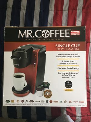 Mr. Coffee (Keurig) k-cup coffee maker. Like new. for Sale in Nashville, TN