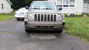 Jeep patriot 2008 for Sale in Meriden, CT