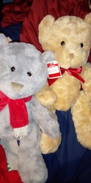 New chritsmas teddy bear for Sale in Elgin, IL