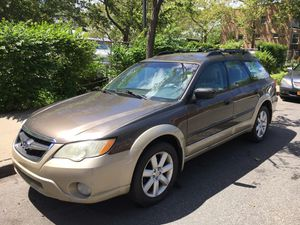 2008 Subaru Outback AWD wagon for Sale in The Bronx, NY