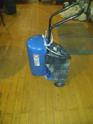 Campbell hausfeld air compressor for Sale in Gig Harbor, WA