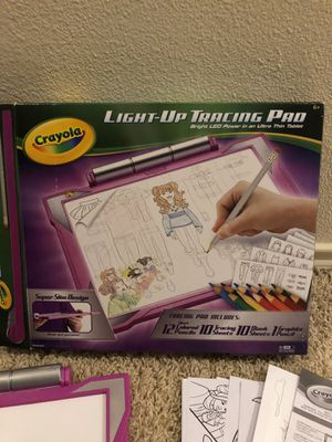 Crayola light up tracing pad. for Sale in Beaverton, OR