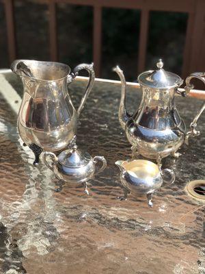 Leonard silver. All $25 for Sale in Saint Germain, WI