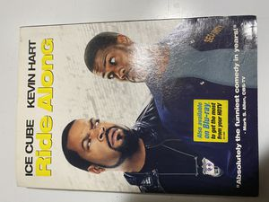 Ride Along DVD- Ice Cube & Kevin Hart for Sale in Dearborn Heights, MI