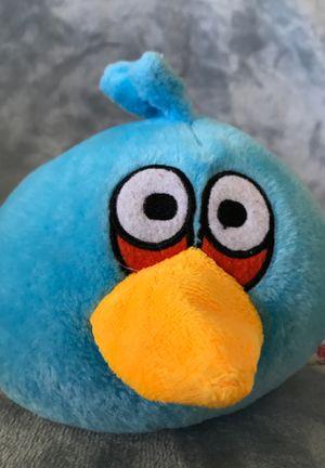 "6"" Angry Birds stuffed animal $5 for Sale in Menifee, CA"