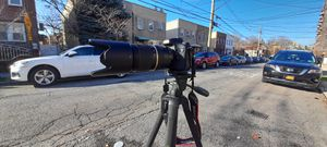 Full set Canon 7D with 3 lens and tripod!! for Sale in Queens, NY