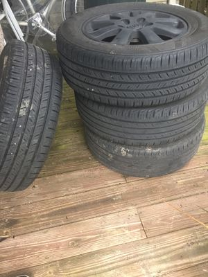 Toyota tires 16 114.3x5 for Sale in Germantown, MD