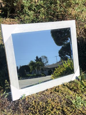 "Home House Reflective Wall Mirror""New"" $25 pick up only (PriceFirm) for Sale in Montebello, CA"