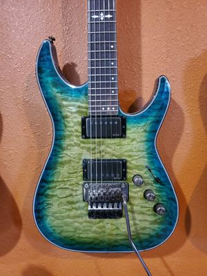 Very Rare Schecter Hellraiser Hybrid for Sale in Larchwood, IA