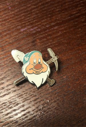 Disney (Snow White & The 7 Dwarves) Bashful (Hidden Mickey) Trading Pin for Sale in Davenport, FL