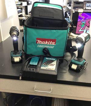 Makita Drill set for Sale in Hanover Park, IL