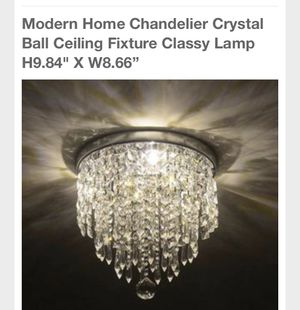 Crystal Chandelier for Sale in Columbus, OH