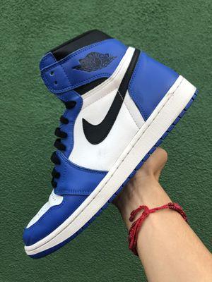 """Air Jordan 1 """"Game Royal"""" Size 12 for Sale in Santa Ana, CA"""