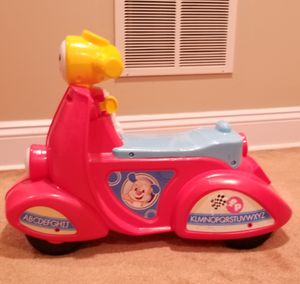 Fisher Price Smart Stages Scooter for Sale in Elkridge, MD