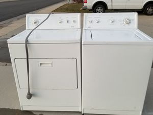 Washer and Dryer for Sale in West Valley City, UT