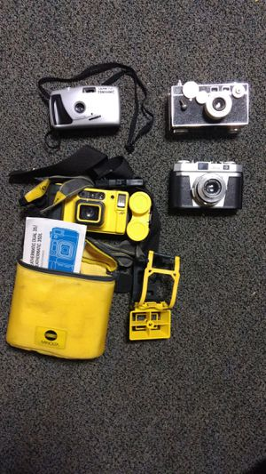 Film cameras lot! for Sale in San Francisco, CA