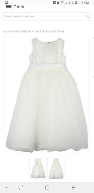 Flower girl dress / Baptism dress for Sale in Miami, FL