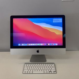 Apple iMac 21,5 Inch I5 Desktop for Sale in Huntington Beach, CA